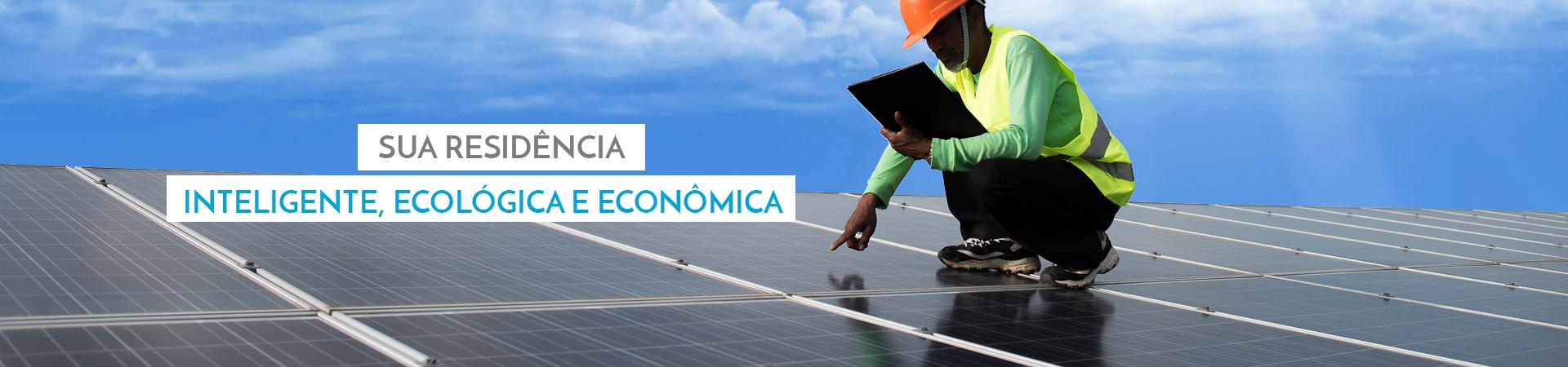 Geração de Energia Solar Residencial