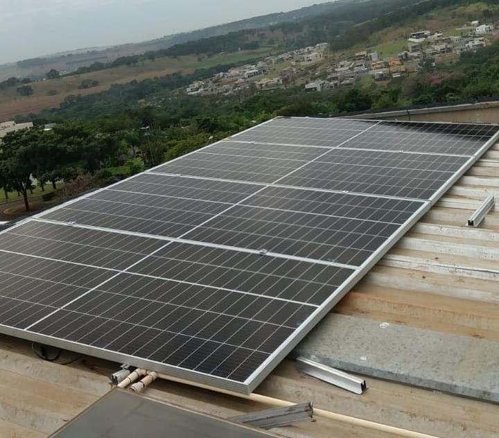 Energia Solar Alphaville 2 Ribeirão Preto