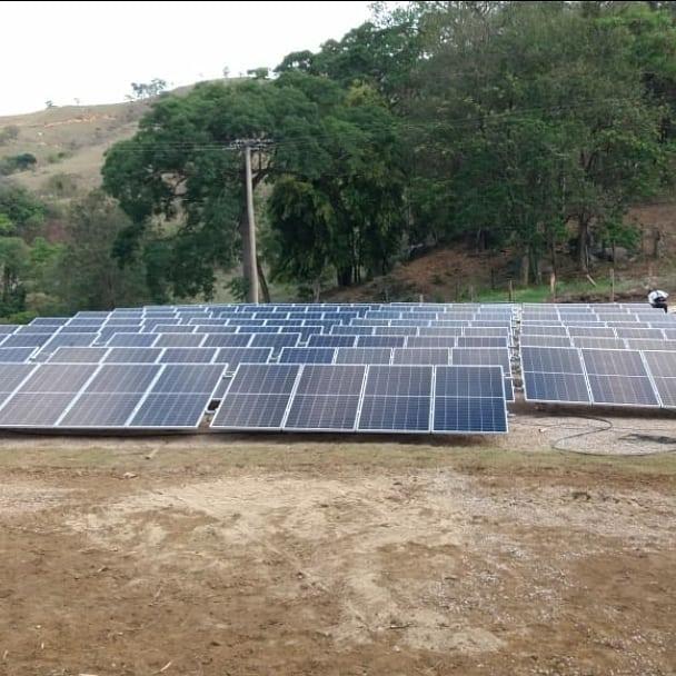 Energia Solar para Fazenda em Amparo