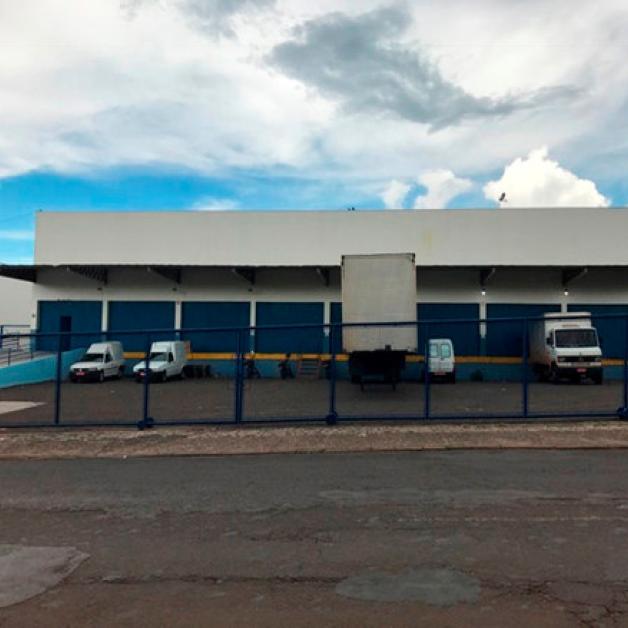 Central fotovoltaica da Transportadora Movimente em Ribeirão Preto – SP